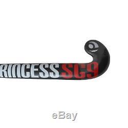 Princess-SG9-7-Star-Composite-Field-Hockey-Stick free grip & bag