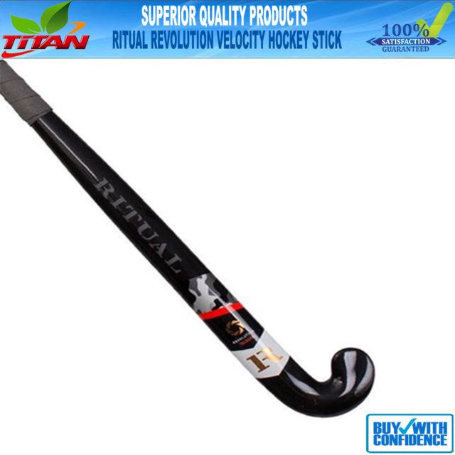 Ritual Velocity Revolution Composite Field Hockey Stick Size 37.5 Free Grip/bag