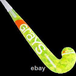 SAVE $$$ Grays GX3000 Ultrabow Hockey Stick (Green)