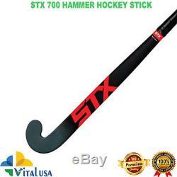 STX Hammer 700 Composite Field Hockey Stick Size 37.5 & 36.5 Free Grip/Bag