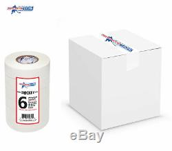 Sportstape 24mm White Ice Hockey Cloth Stick Tape Roller Grip Box of 108 Rolls