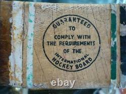 Vintage 1980 Moscow Olympics Field Hockey Stick Regent Challenge 91cm Au Stock